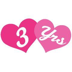 3 Godine zajedno - što je vjenčanje? Što dati do tri godine zajedničkog života?