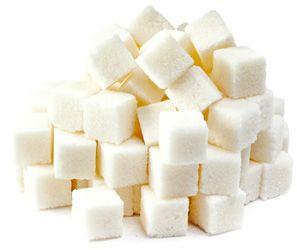 zahăr rafinat