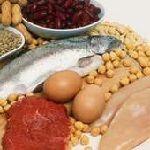 bílkovinné potraviny