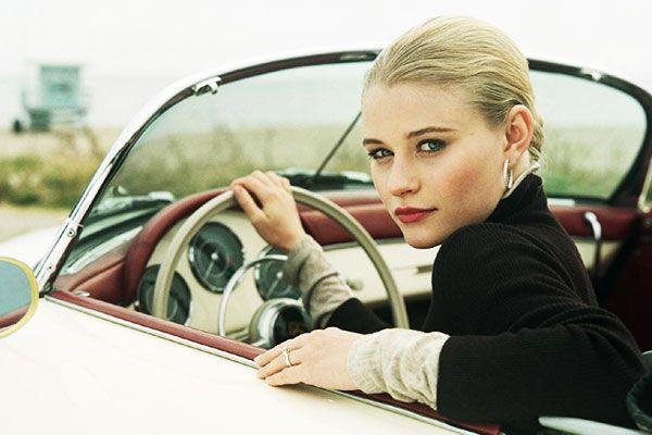 Ono što daje žena vozi auto?