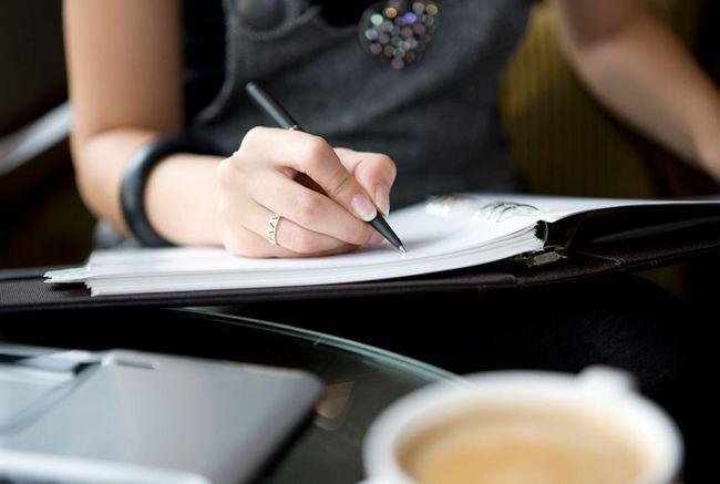 Što možete pisati o sebi popunjavanjem životopis ili životopis?