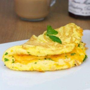 míchaná vajíčka se sýrem recept 90denní dietu