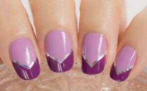 """""""Violet"""" hřebíky"""