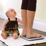 Izgubiti težinu nakon poroda