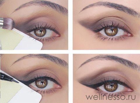 Eyeliner linie