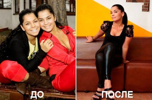 Katja Kolesnichenko: Prije i poslije