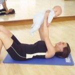 Cum de a elimina grasimea abdominala dupa ce a dat naștere?