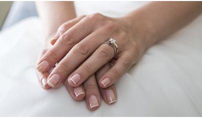 Design svadebnyiy-nail
