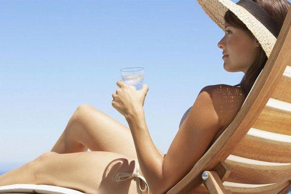 Je li moguće sunčati za vrijeme menstruacije