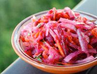 salate de legume Dieta pentru pierderea in greutate