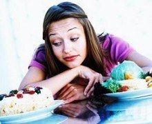 Tečkovaná výživa pro hubnutí