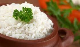 Uzorak izbornik riža dijeta