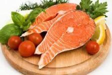 Ryby dieta vráskám a anti-aging
