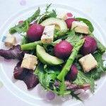 """Salata """"perie"""" pentru pierderea în greutate"""