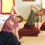 Tibetští cvičení pro hubnutí