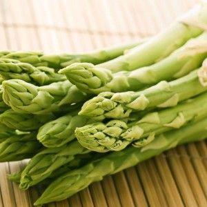 zelene šparoge