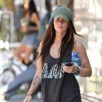 Megan Fox Train: reguli de armonie