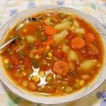 Supe vegetariene