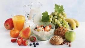 Orientační jarní dietní menu