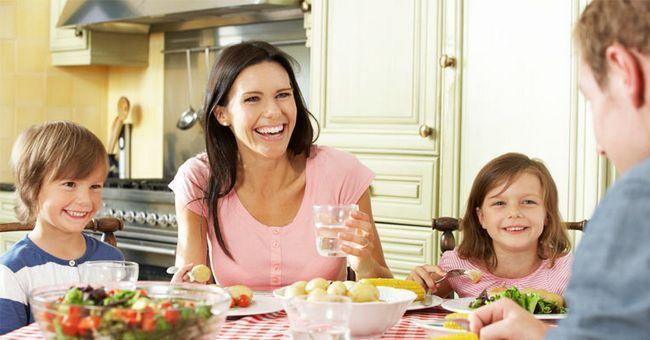 Ženski energija u obitelji - realizacija prirodnim instinktima žena